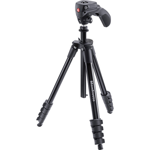 MANFROTTO COMPACT ACTION BLACK MKCOMPACTACN-BK