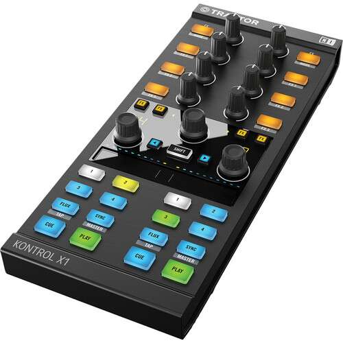 NATIVE INSTRUMENTS 22494 KONTROL X1 ADD-ON DJ CONTROLLER