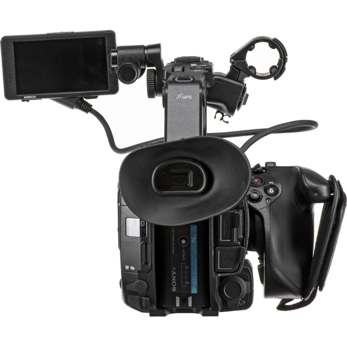 SONY PXW-FS5M2 4K XDCAM SOLID-STATE MEMORY CAMCORDER MARK II