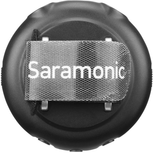 SARAMONIC SMART V2M PORTABLE AUDIO INTERFACE WITH TWO OMNIDIRECTIONAL LAVALIER MICROPHONES