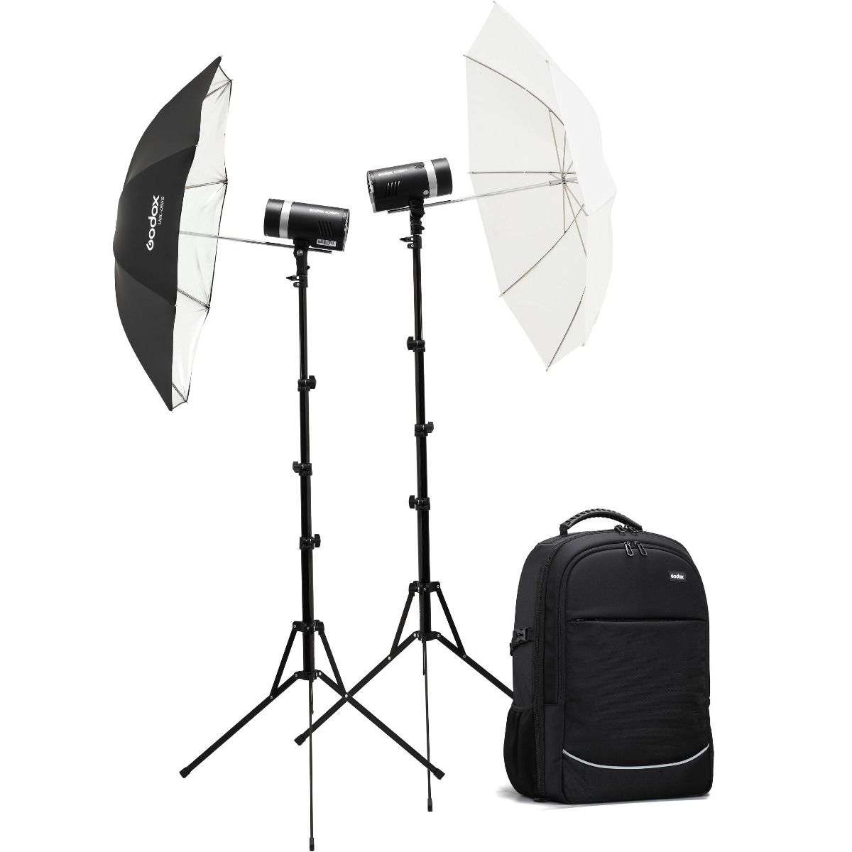 GODOX AD300PROKIT OUTDOOR 2-HEAD FLASH KIT