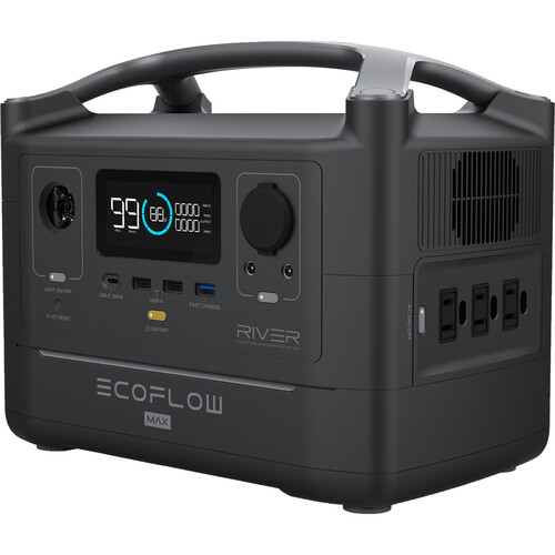 RIVER 600 MAX PORTABLE POWER STATION