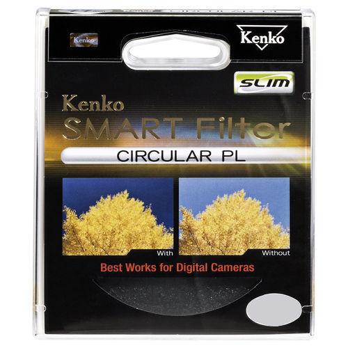 KENKO FILTER 40.5MM CPL SLIM PR