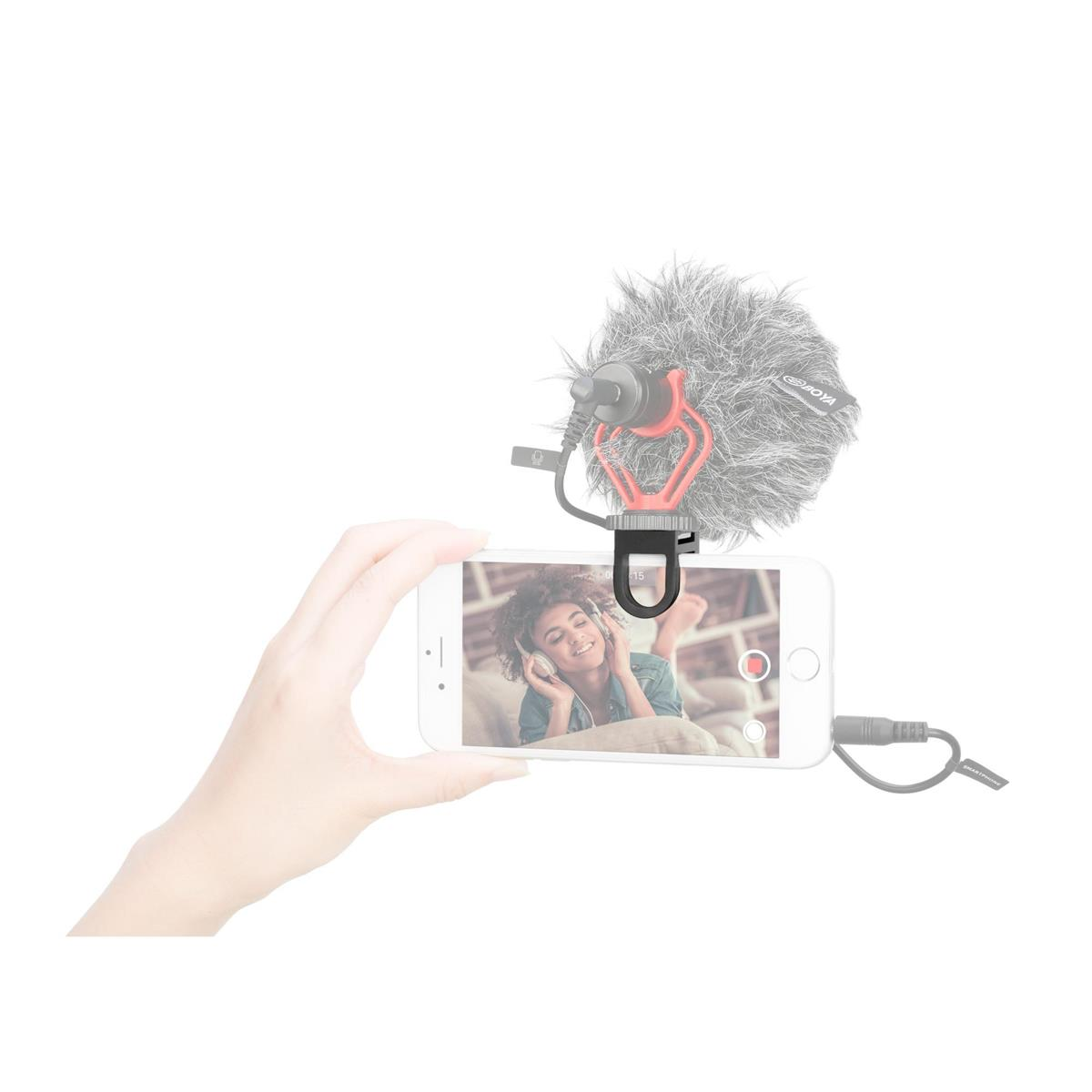 BOYA BY-C12 SHOCK MOUNT FOR SMARTPHONE VLOGGERS