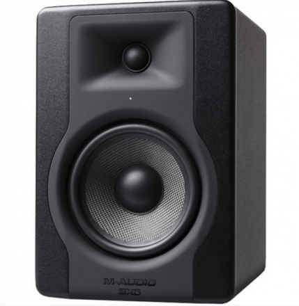 "M-AUDIO BX5D3XEU 5"" 2-WAY 100W POWERED STUDIO MONITOR (SINGLE)"