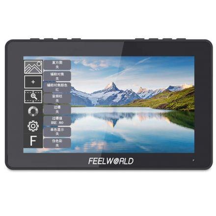 "FEELWORLD F5 PRO V2 5.5"" 4K HDMI IPS TOUCHSCREEN MONITOR"