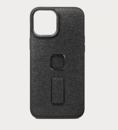 PEAK DESIGN M-LC-AS-CH-1 MOBILE EVERYDAY SMARTPHONE CASE WITH LOOP FOR IPHONE 13 PRO MAX (CHARCOAL)