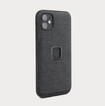 PEAK DESIGN M-MC-AR-CH-1 MOBILE EVERYDAY SMARTPHONE FABRIC CASE FOR IPHONE 13 PRO (CHARCOAL)