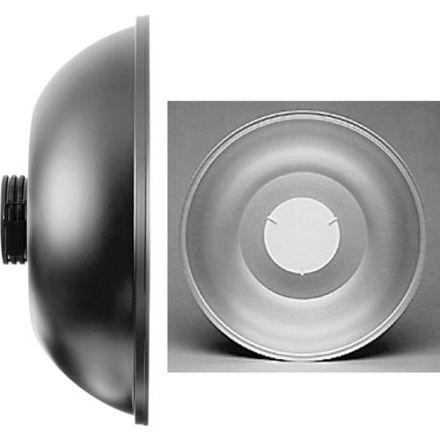 PROFOTO SOFTLIGHT REFLECTOR, SILVER 65 DEGREE-THE BEAUTY DISH 100607