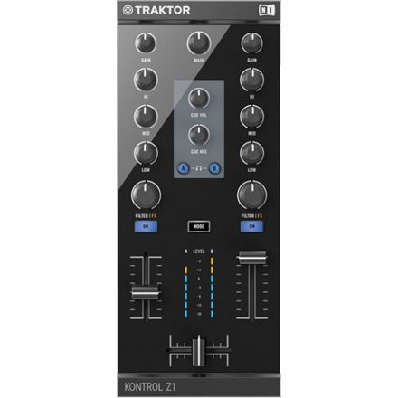 NATIVE INSTRUMENTS 22180 TRAKTOR KONTROL Z1 - DJ MIXING INTERFACE