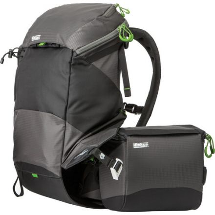 MIND SHIFT GEAR MSG 520220 ROTATION BACKPACK 180 PANORAMA 22L (CHARCOAL)