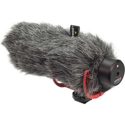 RODE DEADCAT GO WIND MUFF FOR VIDEO MIC GO