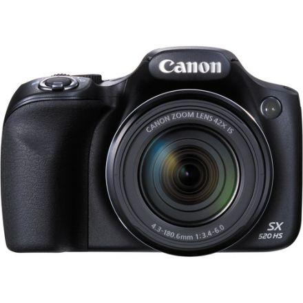 CANON DIGITAL CAMERA SX520 BLACK