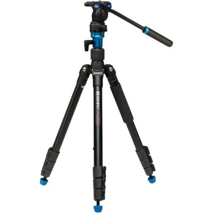 BENRO A1883FS2CA ALUMINIUM VIDEO TRIPOD KIT