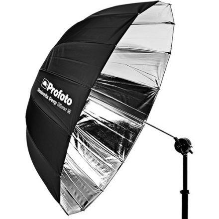 "PROFOTO 100987 DEEP MEDIUM UMBRELLA (41"", SILVER)"