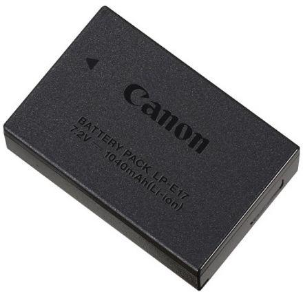 CANON SLR BATTERY LP E17