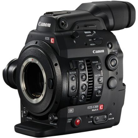 CANON C300 MARK II + CANON BP-A60 BATTERY BUNDLE OFFER
