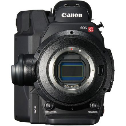 CANON C300 MARK II CINEMA EOS CAMCORDER BODY WITH DUAL PIXEL CMOS AF (EF LENS MOUNT)