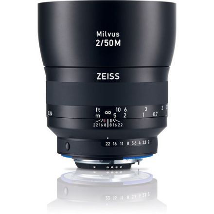 ZEISS MILVUS 50MM F/2M ZF.2