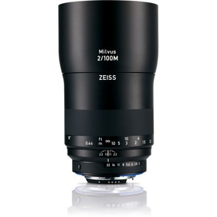 ZEISS MILVUS 100MM F/2M ZF.2
