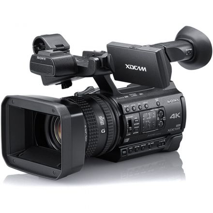 SONY PXW-Z150 4K WITH BENRO KH26NL BUNDLE OFFER
