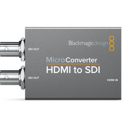 BLACKMAGIC DESIGN CONVCMIC/HS MICRO CONVERTER HDMI TO SDI