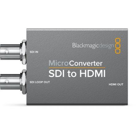 BLACKMAGIC DESIGN CONVCMIC/SH MICRO CONVERTER SDI TO HDMI