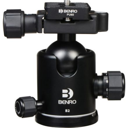 BENRO B2 DOUBLE ACTION BALLHEAD