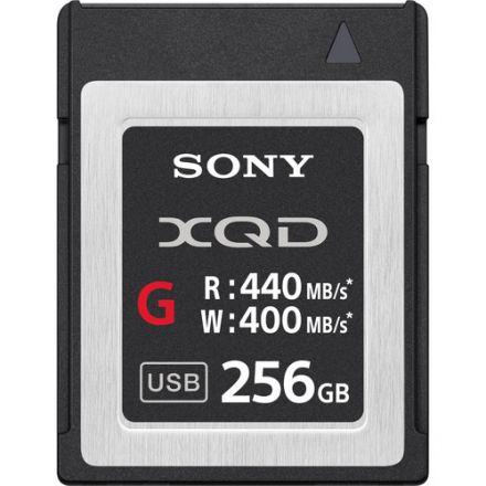 SONY 256GB XQD G SERIES MEMORY CARD QD-G256E 31252310