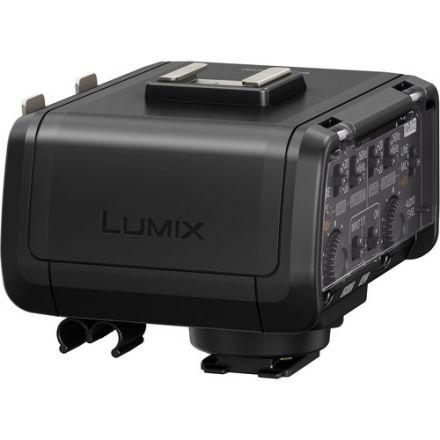 PANASONIC DMW-XLR1E EX-PMMAF PROFESSIONAL MICROPHONE ADAPTOR, 2 XLR TERMINALS