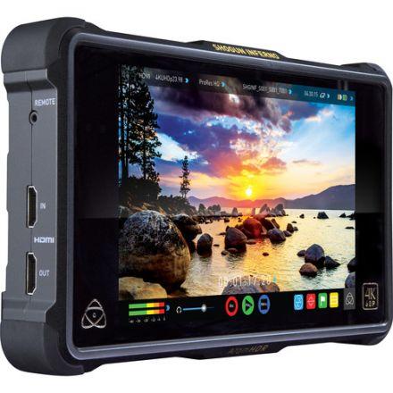"""ATOMOS SHOGUN INFERNO 7"""" 4K HDMI/QUAD 3G-SDI/12G-SDI RECORDING MONITOR BASIC KIT ATOMSHGIN2"""