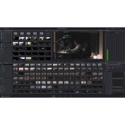 BLACKMAGIC DESIGN DAVINCI RESOLVE SOFTWARE (ACTIVATION CARD)