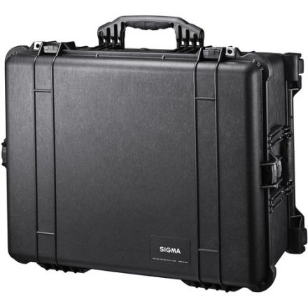 SIGMA POLYMER TROLLY CASE FOR CINE LENSES PMC-002