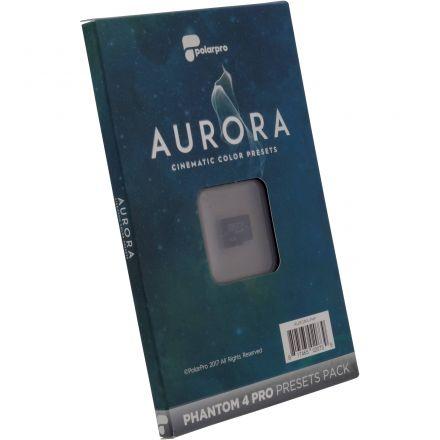 POLARPRO AURORA CINEMATIC COLOR PRESETS FOR PHANTOM 4 PRO/PRO+