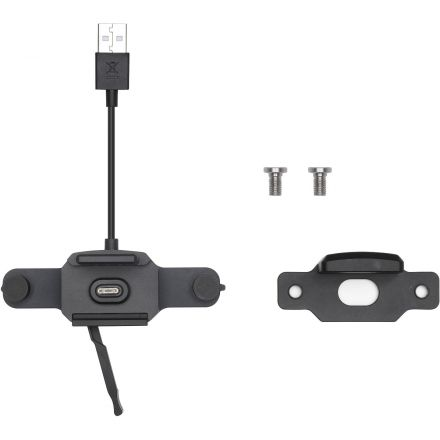 DJI CRYSTALSKY PART 5 MAVIC/SPARK REMOTE CONTROLLER MOUNTING BRACKET