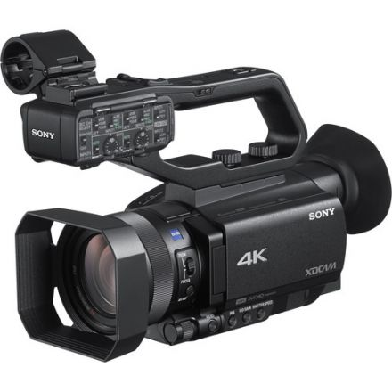 "SONY PXW-Z90T/C 1"" EXMOR RS CMOS 4K HDR PALM CAMCORDER WITH SDI"