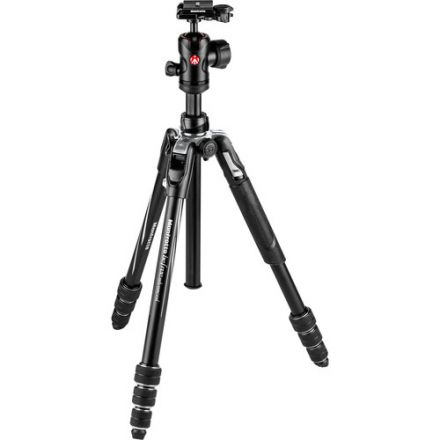 MANFROTTO MKBFRTA4BK BEFREE ADVANCED TRAVEL ALUMINUM TRIPOD WITH BALL HEAD