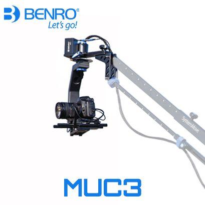 BENRO MUC3 MOTORIZED HEAD