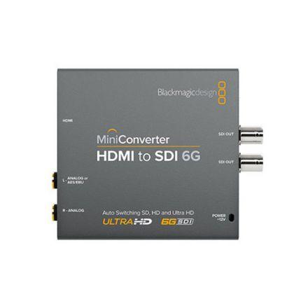 BLACKMAGIC DESIGN CONVMBHS24K6G HDMI TO SDI 6G MINI CONVERTER