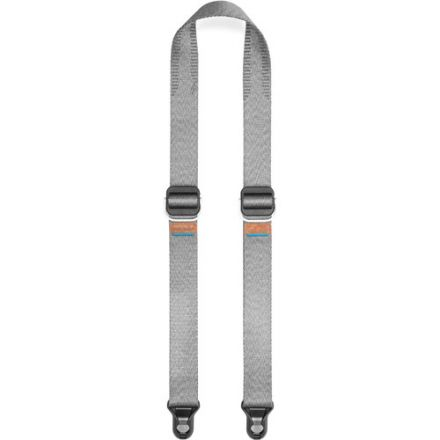 PEAK DESIGN SLIDELITE CAMERA STRAP ASH SLL-AS-3