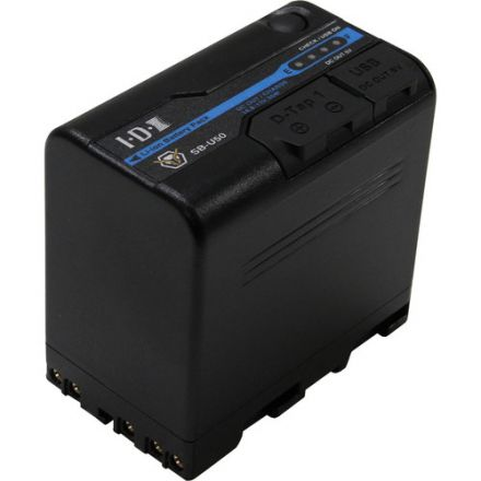 IDX SB-U50 47WH LI-ION BATTERY FOR SONY BP-U MOUNT CAMERAS