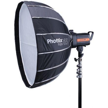"PHOTTIX RAJA QUICK-FOLDING SOFTBOX 65CM (26"")"