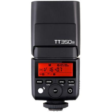 GODOX TT350N TTL/HSS SPEEDLIGHT FOR NIKON