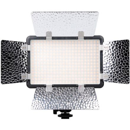 GODOX LED170II DAYLIGHT-BALANCED 10W ON-CAMERA LED LIGHT