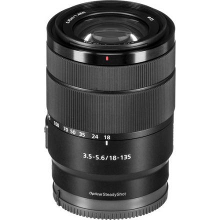 SONY SEL18135 LENS 18-135MM F/3.5-5.6 OSS