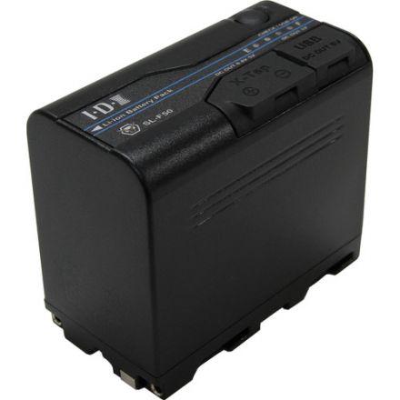 IDX SL-F50 55WH LITHIUM-ION BATTERY