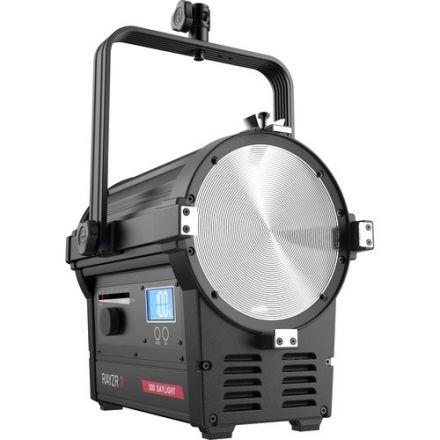 "VIBESTA RAYZR 7 7"" 300W DAYLIGHT LED FRESNEL LIGHT (PREMIUM PACK)"