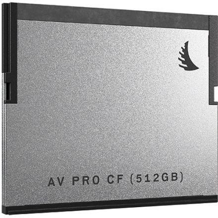 ANGELBIRD 512GB AV PRO CF CFAST 2.0 MEMORY CARD 550450 MBS AVP512CF