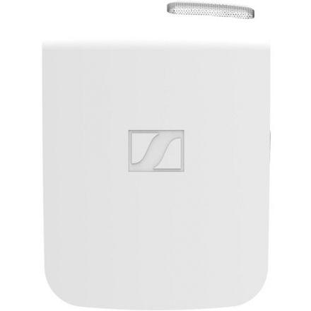SENNHEISER 508214 MEMORY MIC WEARABLE WIRELESS SMARTPHONE MIC (WHITE)