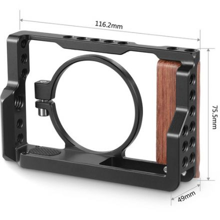 SMALLRIG 2105 CAGE KIT FOR SONY RX100 III/ IV/ V